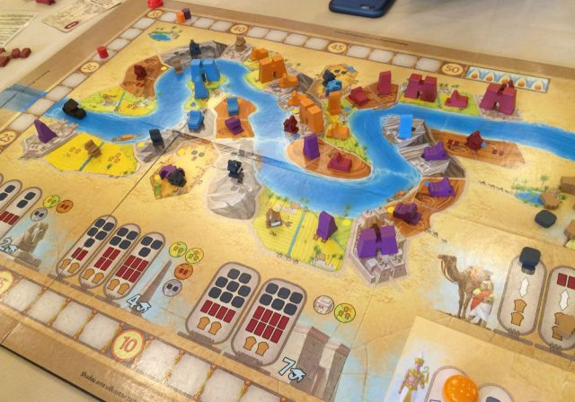 Sailing Toward Osiris at GameStorm