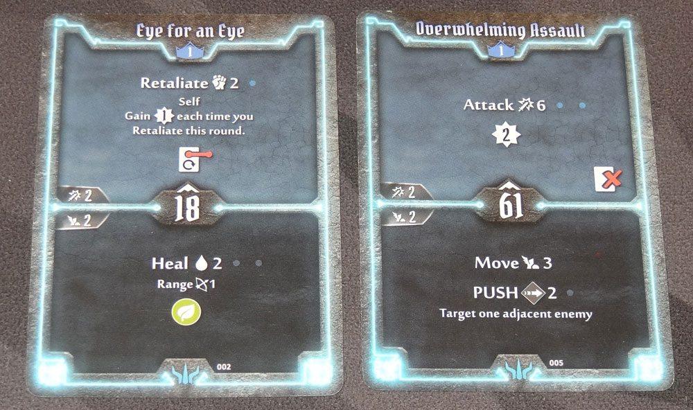 Gloomhaven card choice
