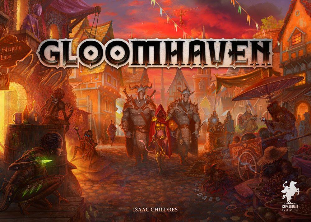Gloomhaven cover
