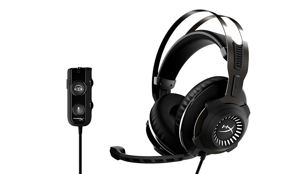HyperX Cloud Revolver S Premium Gaming Headset Review