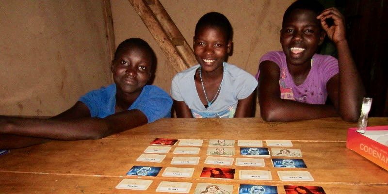 The Ugandan Village Boardgame Convention