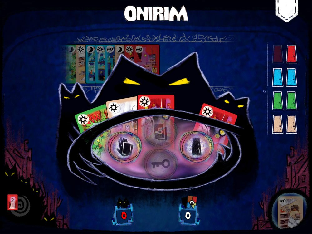 Onirim Nightmare