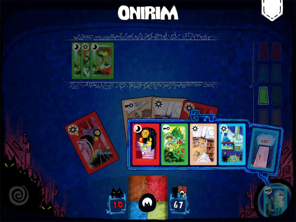 Onirim app prophecy
