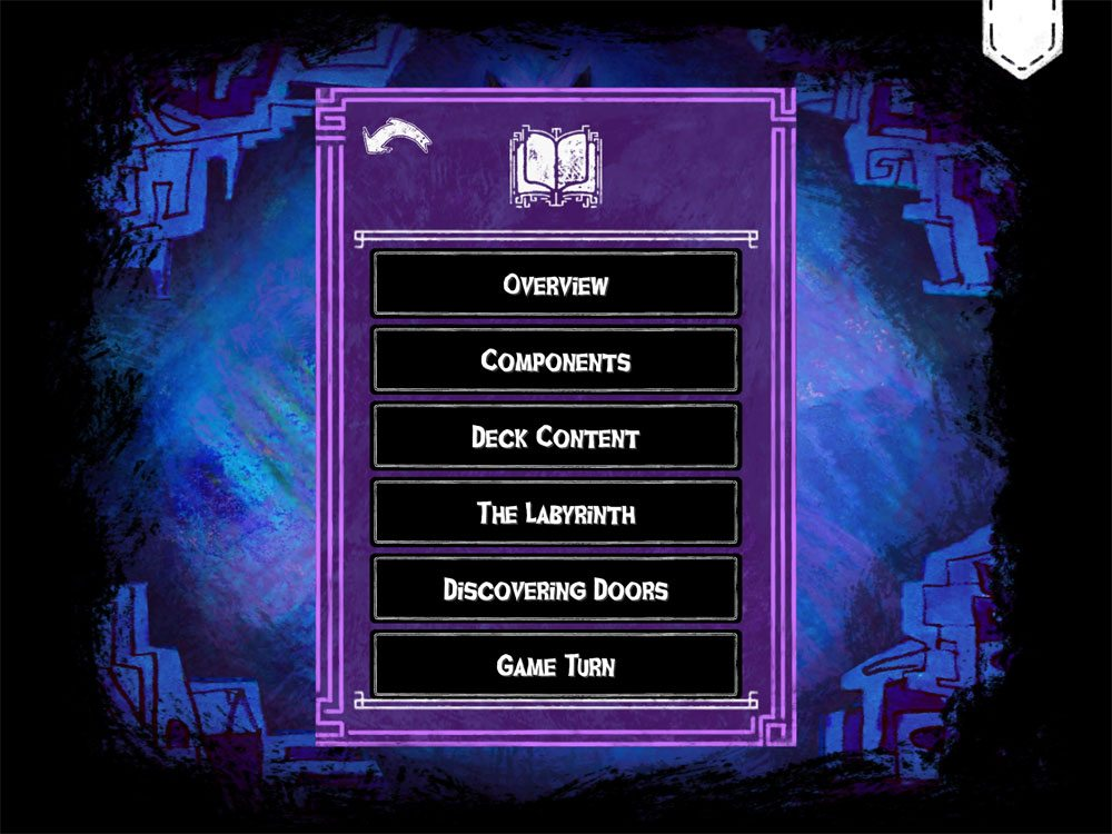 Onirim app rulebook