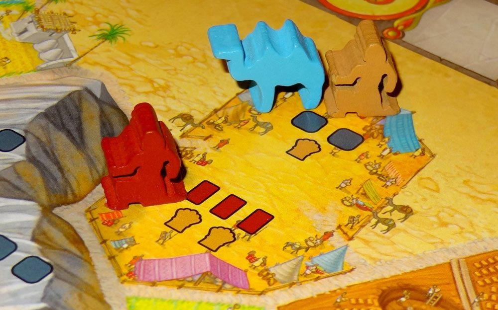 Sailing Toward Osiris caravan