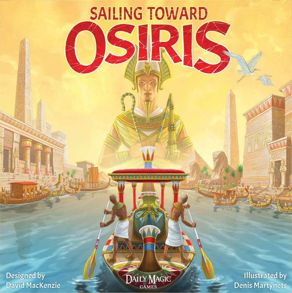 Image result for sailing toward osiris