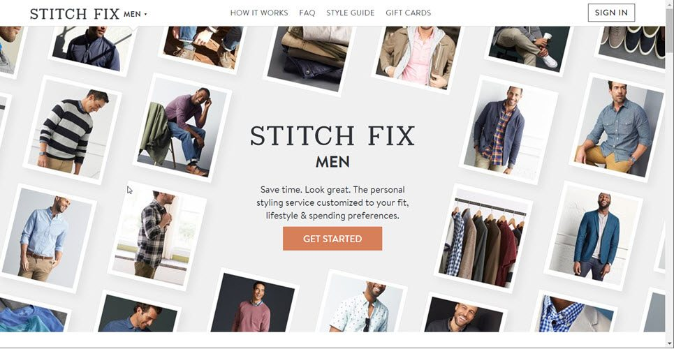Stitch Fix Is Here to Rescue Your Style