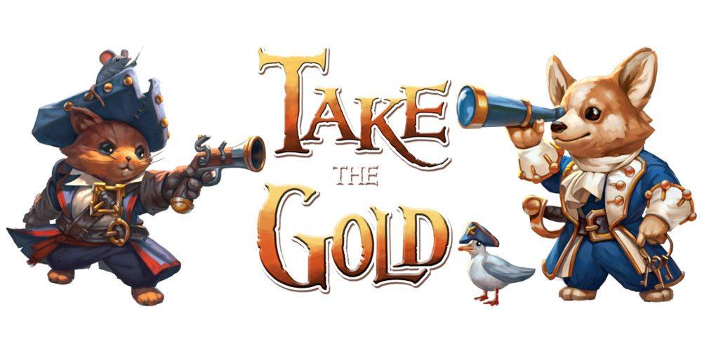 Kickstarter Tabletop Alert: 'Take the Gold'