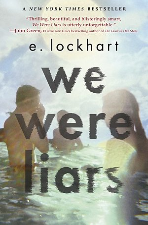 We Were Liars, Image: Delacorte Press