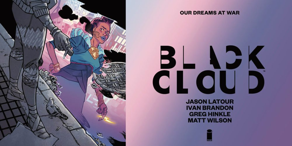 Preview: 'Black Cloud' #1 From Image Comics