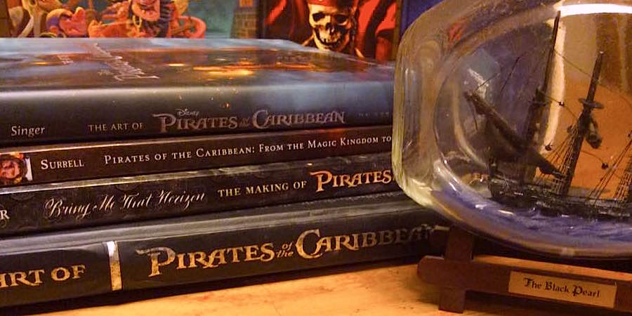 Set Sail With a 'Pirates of the Caribbean' Reading List