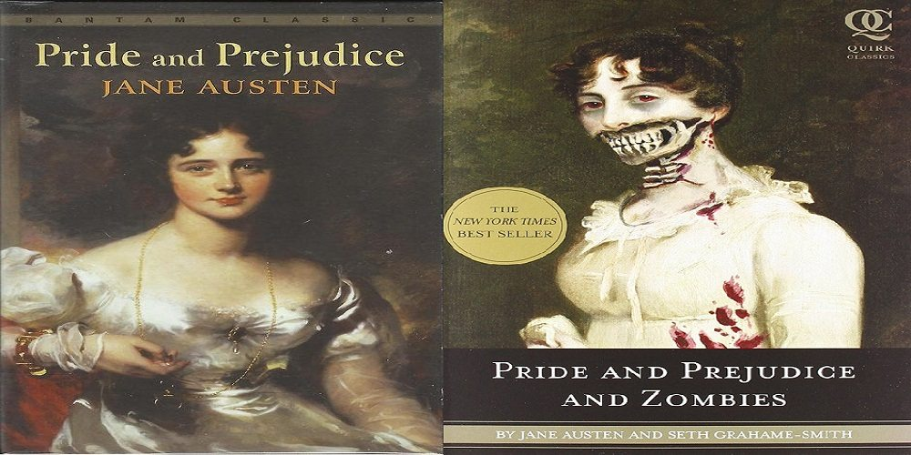 'Pride and Prejudice and Zombies'