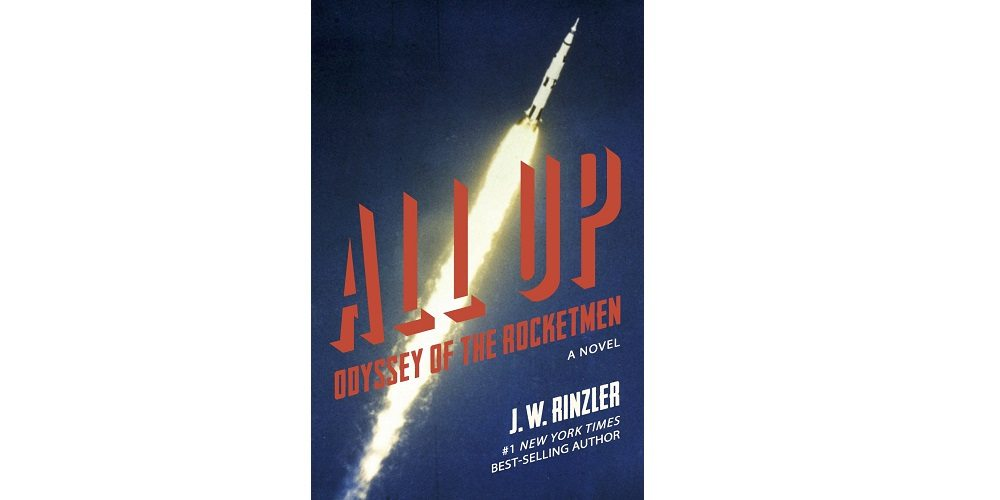 J.W. Rinzler's 'All Up': Like Catnip for Space-Age Enthusiasts