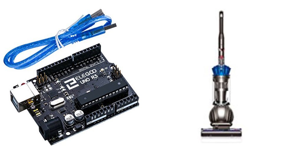 Get an Arduino Clone for $9; Or a Refurbished Dyson Ball for $233 – Daily Deals!