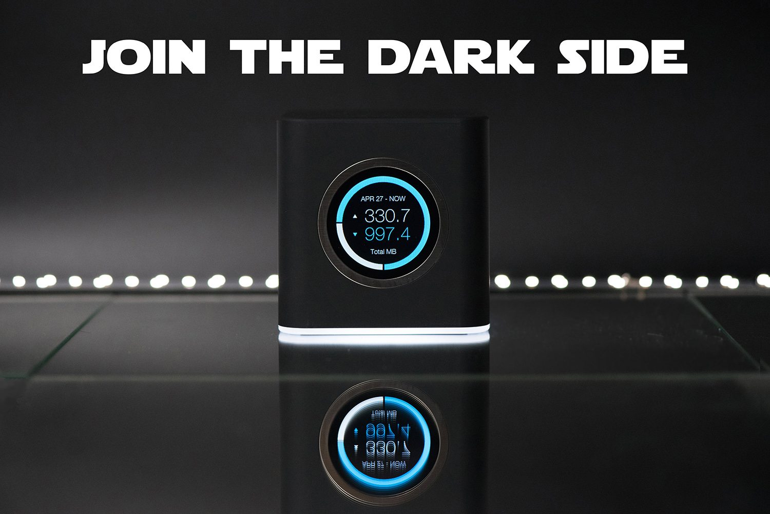 Star Wars Day Special: AmpliFi HD Mesh Router Giveaway