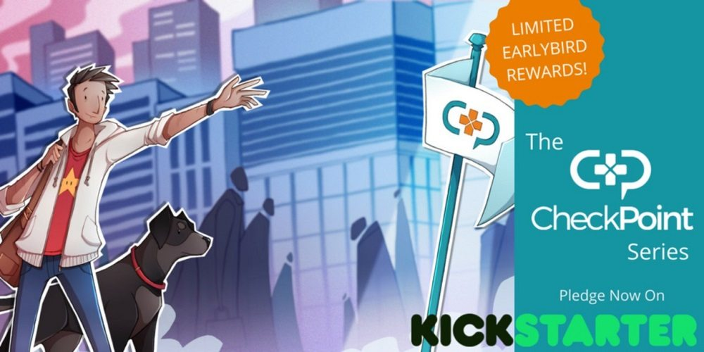CheckPoint Kickstarter webseries