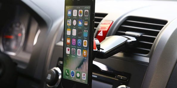 GeekDad Daily Deal: ExoMount Magnet Air Universal Smartphone Car Mount