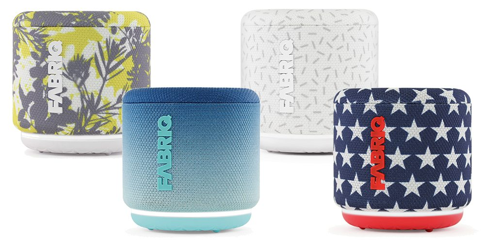 The four exclusive styles FABRIQ is announcing for Target