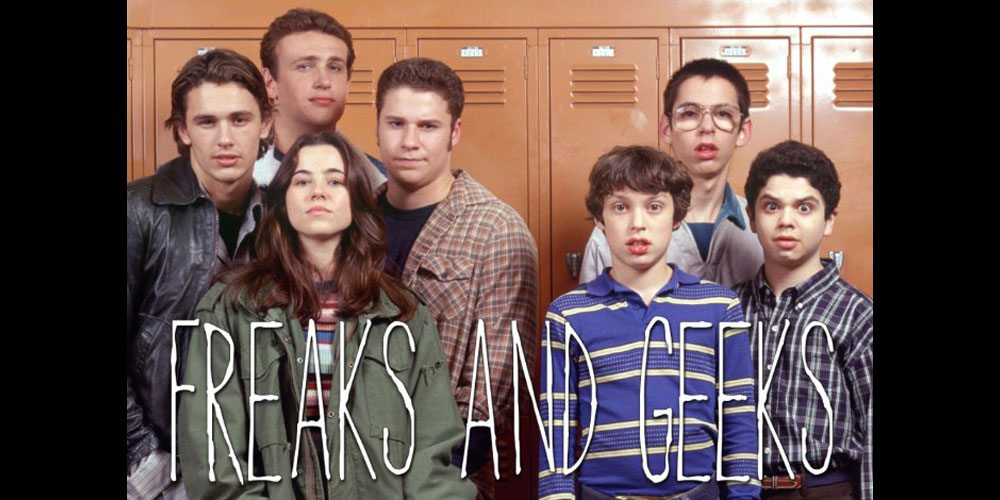 Binging and Cringing With 'Freaks and Geeks'
