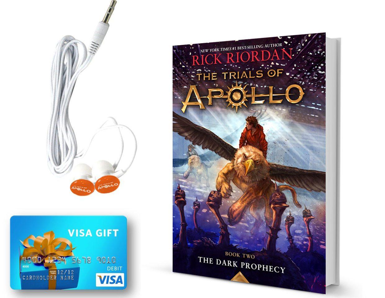 Rick Riordan's 'Trials of Apollo' Giveaway