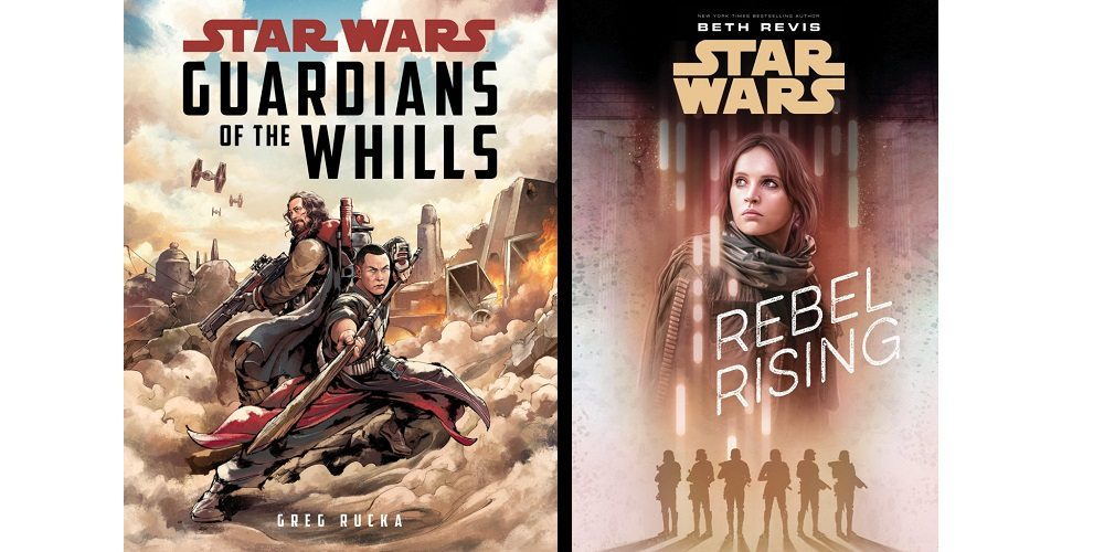 Get Backstory on the Backstory with New 'Rogue One' Novels