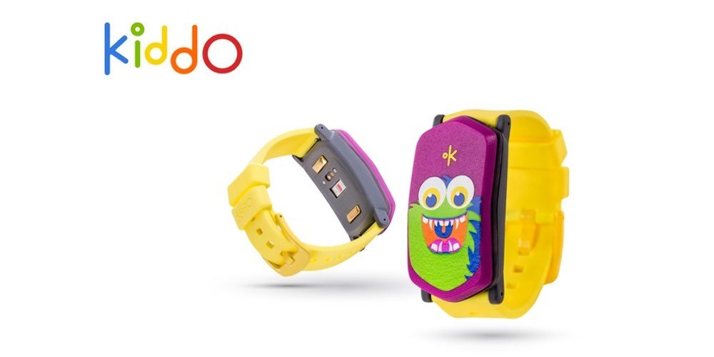Keep Aware of Your Kids' Health and Safety With the Kiddo Wellness Tracker
