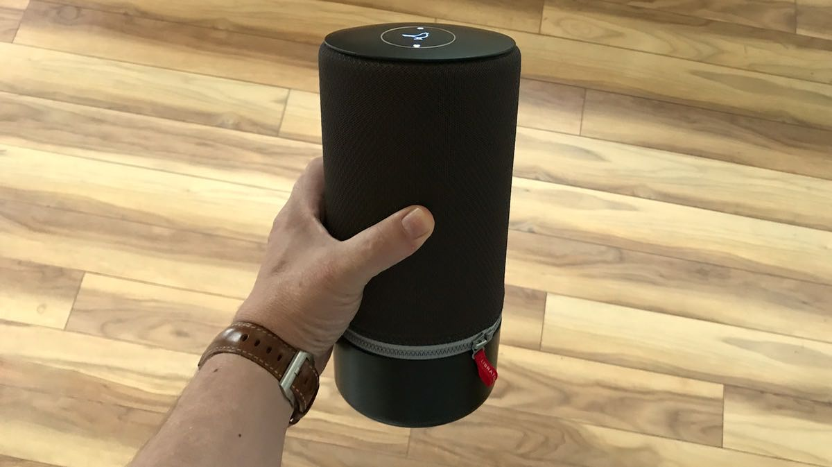 GeekDad Review: Libratone ZIPP Nordic Black Multi-Room Wireless Speaker