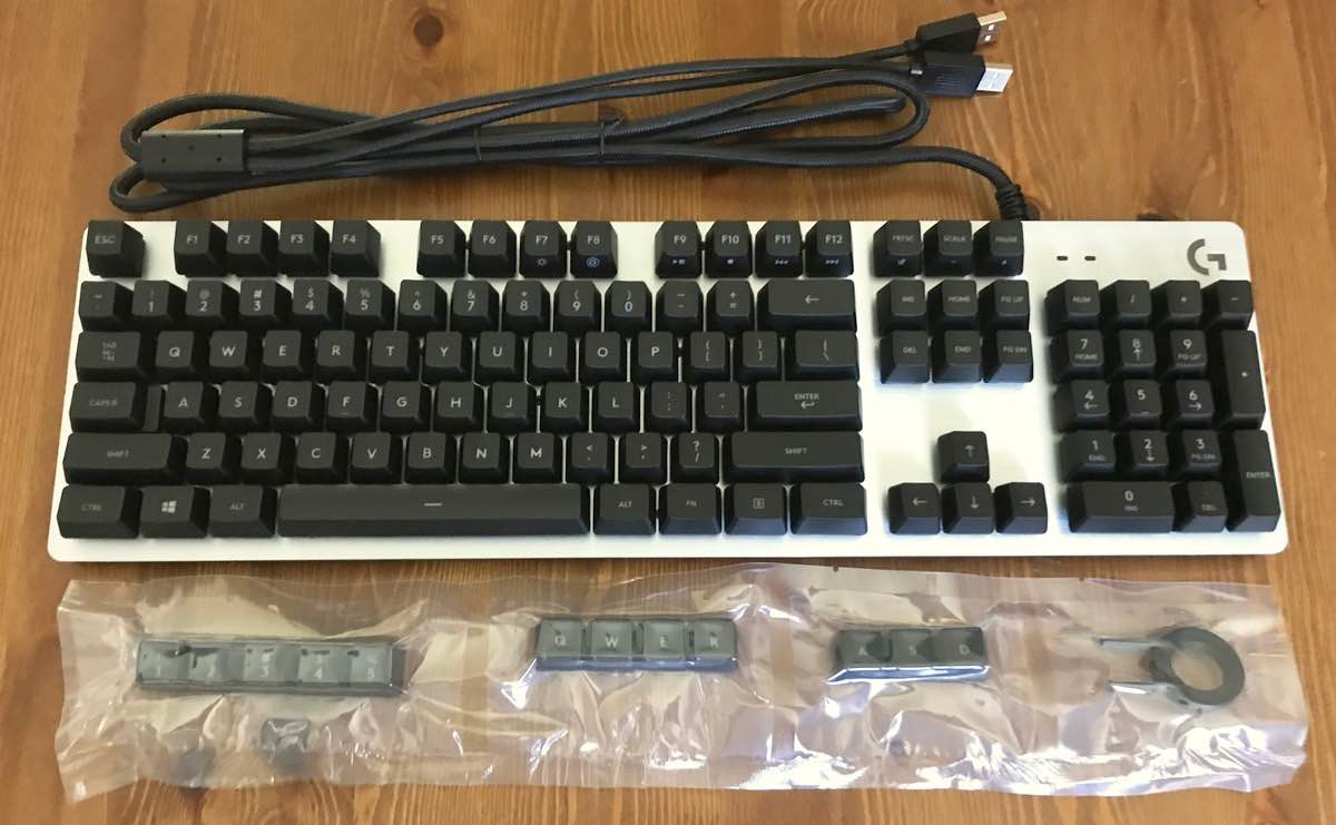 GeekDad Review: Logitech G413 Mechanical Keyboard