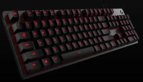 Logitech G413 keyboard review