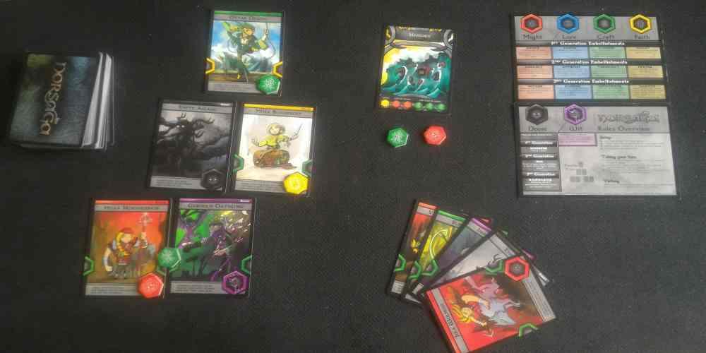 Kickstarter Tabletop Alert: 'Norsaga: Odds and Endings'