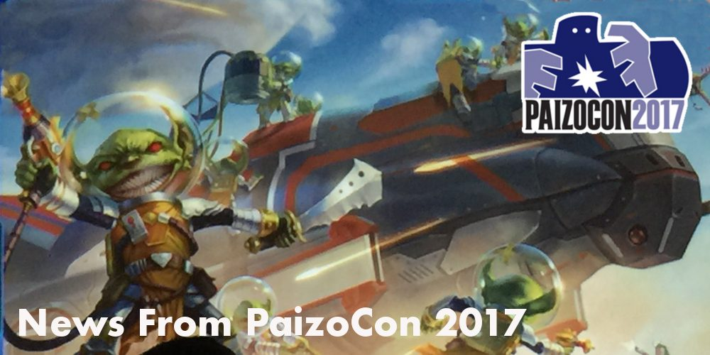 PaizoCon News
