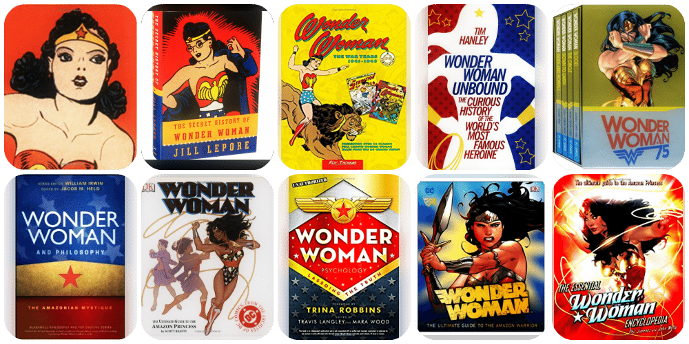 Stack Overflow: Wonder Woman!