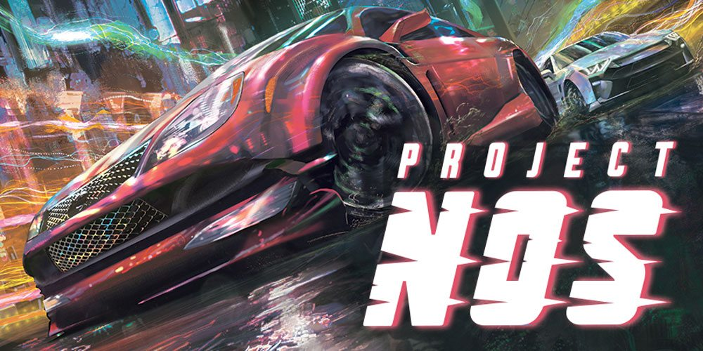 Kickstarter Tabletop Alert: Roll and Race in 'Project NOS'