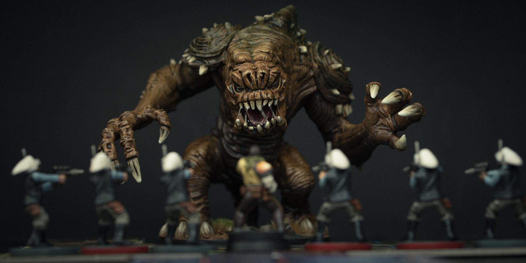 Rancor monster