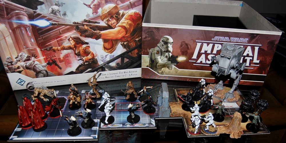 Imperial Assault Star Wars