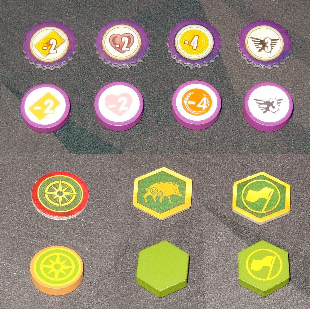 Scythe Meeple Source tokens