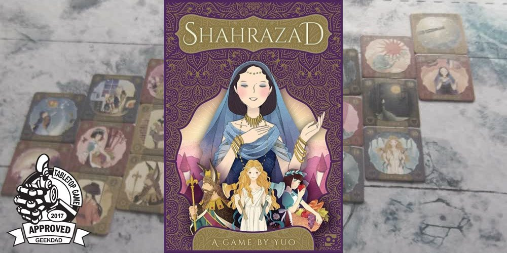 Tabletop Game Review: 'Shahrazad'
