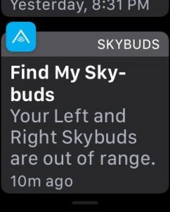 Skybuds review
