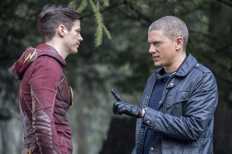 The Flash finale recap: 'Finish Line'