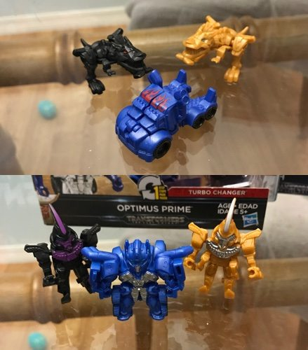 OK even I can get behind these little nuggets of Transformers goodness