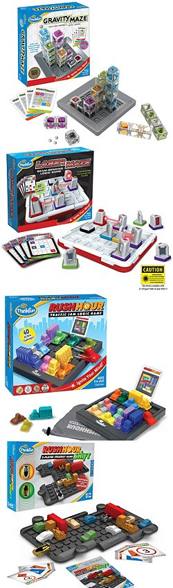 ThinkFun Puzzle Components, Image: ThinkFun
