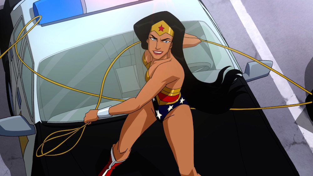 Review: 'Wonder Woman' Animated Film Commemorative Edition