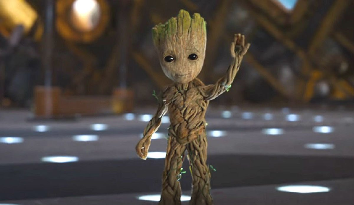 Toddler Groot Is Life: Allegory in 'Guardians of the Galaxy 2'