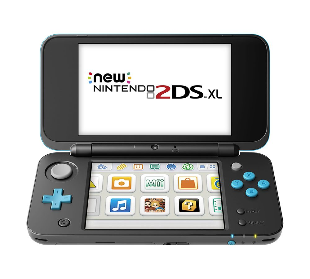 Hands-On With the New Nintendo 2DS XL