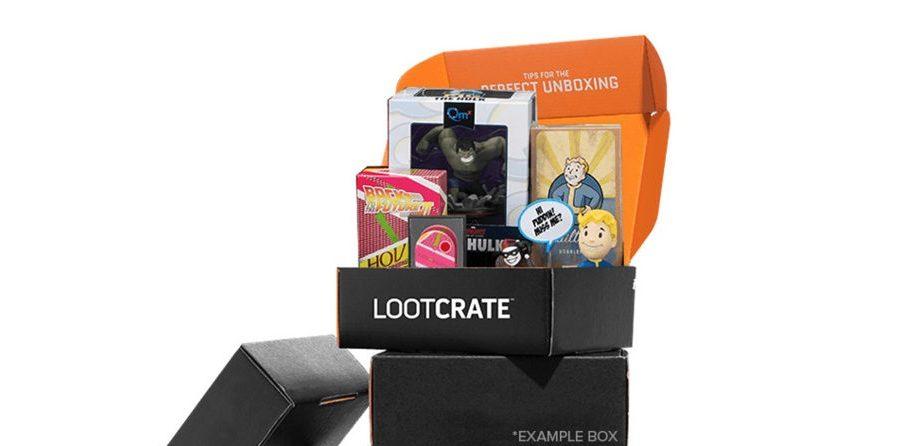 GeekDad Daily Deal: Loot Crate Mystery Bundle