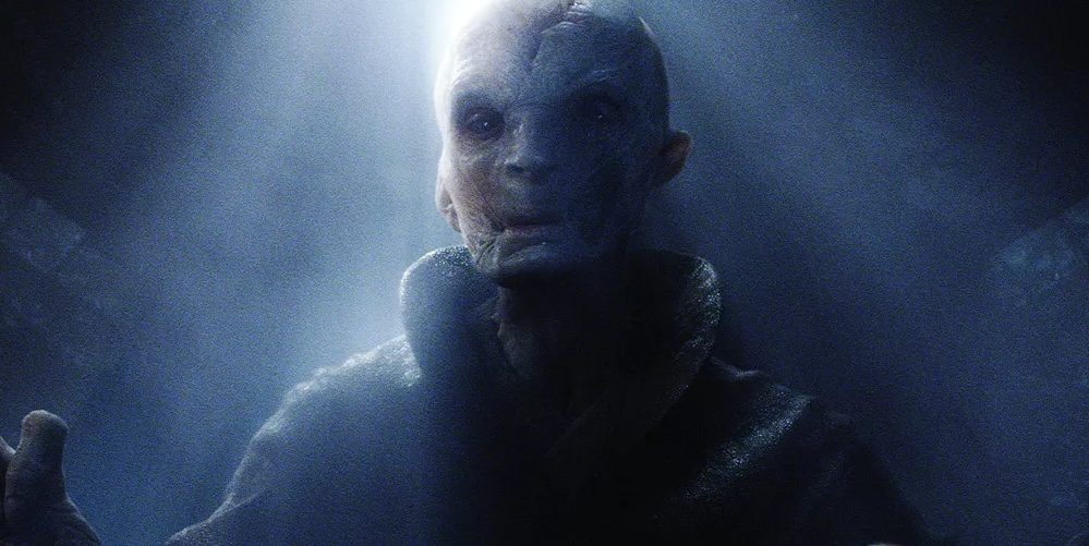 'Star Wars' 40th: The Saga Continues With a Snoke Theory
