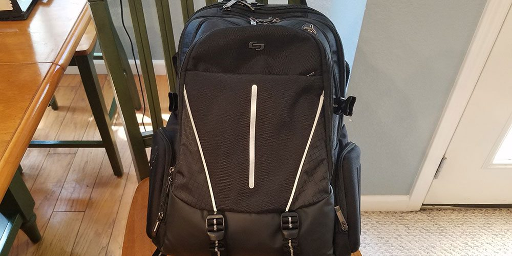 Review: Solo Rival Backpack