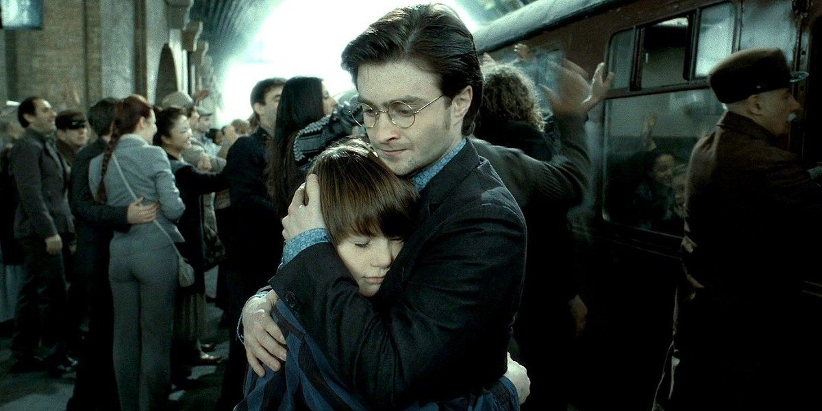 A Look Back at 20 Years With 'Harry Potter:' Such a Beautiful Place It Is, To Be With Friends