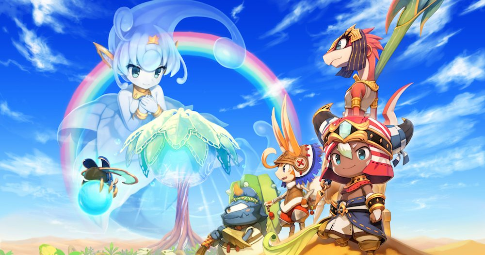 5 Reasons Why 'Ever Oasis' Is the Perfect Starter RPG for Kids