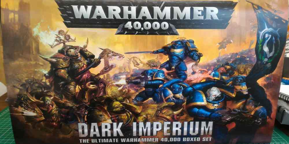 'Warhammer 40,000' for Beginners: Part 1